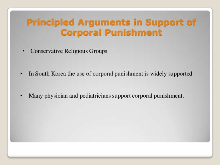 negative effects of corporal punishment in schools pdf