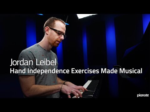 piano hand independence exercises pdf