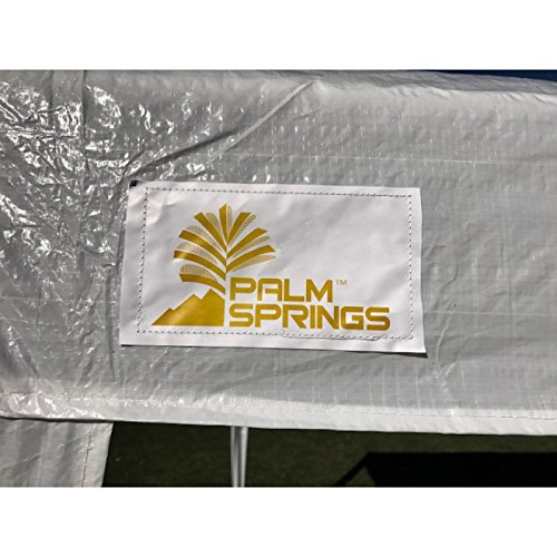 palm springs 10x30 party tent assembly instructions