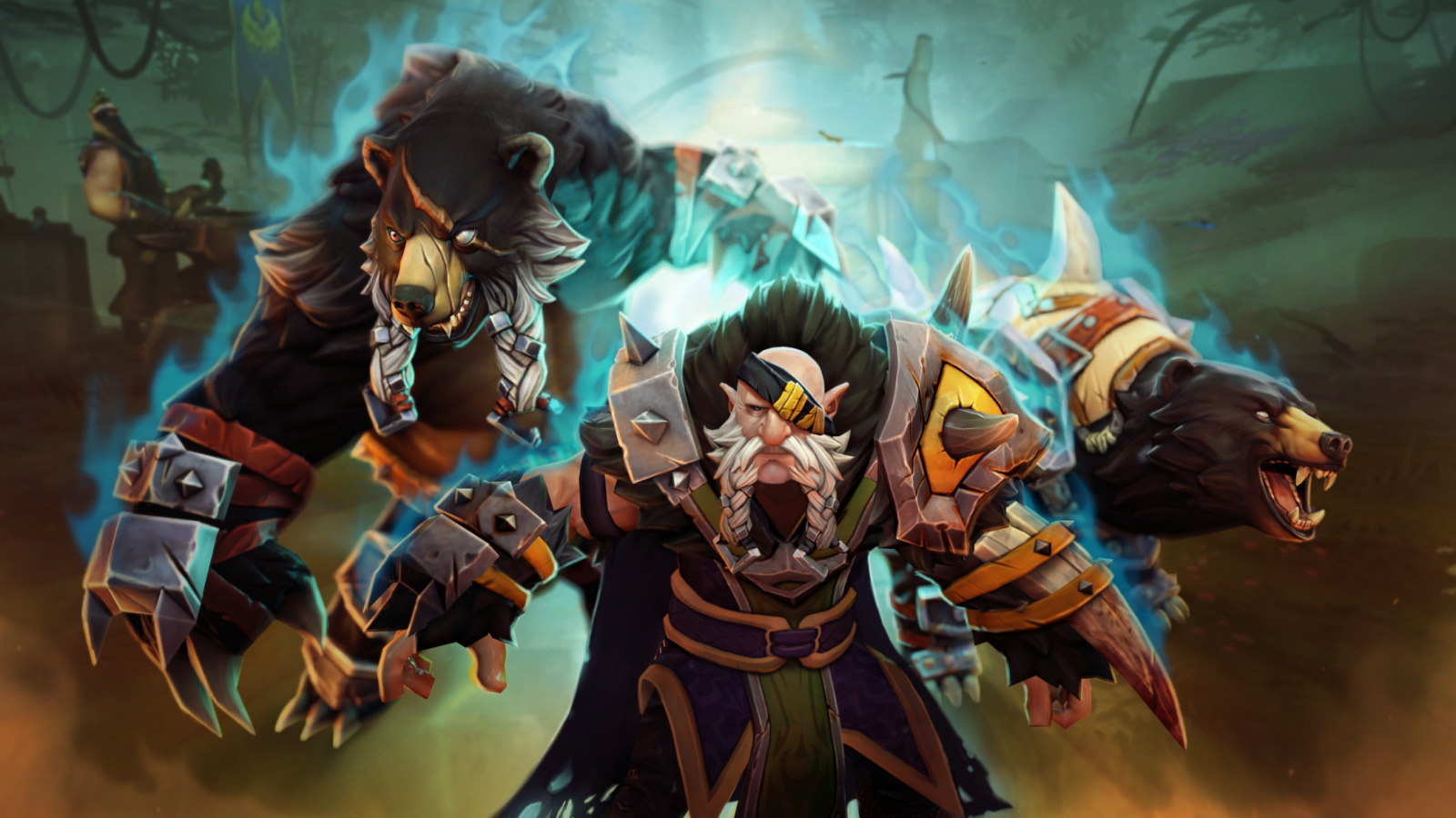 witch doctor dota 2 guide
